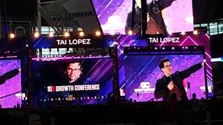 Download 10x Growth Con 3 Vlog Day 1 Tai Lopez Steve Harvey