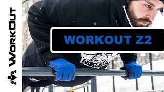 [РОЗПАКУВАННЯ] Зимові рукавички для підтягування WORKOUT Z2