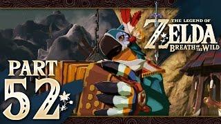 The Legend of Zelda: Breath of the Wild - Part 52 - Kass's Final Song