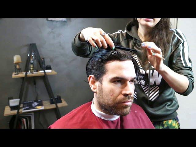 INCREDIBILE Protesi capelli HRS frontale naturale per una chioma folta, morbida e setosa