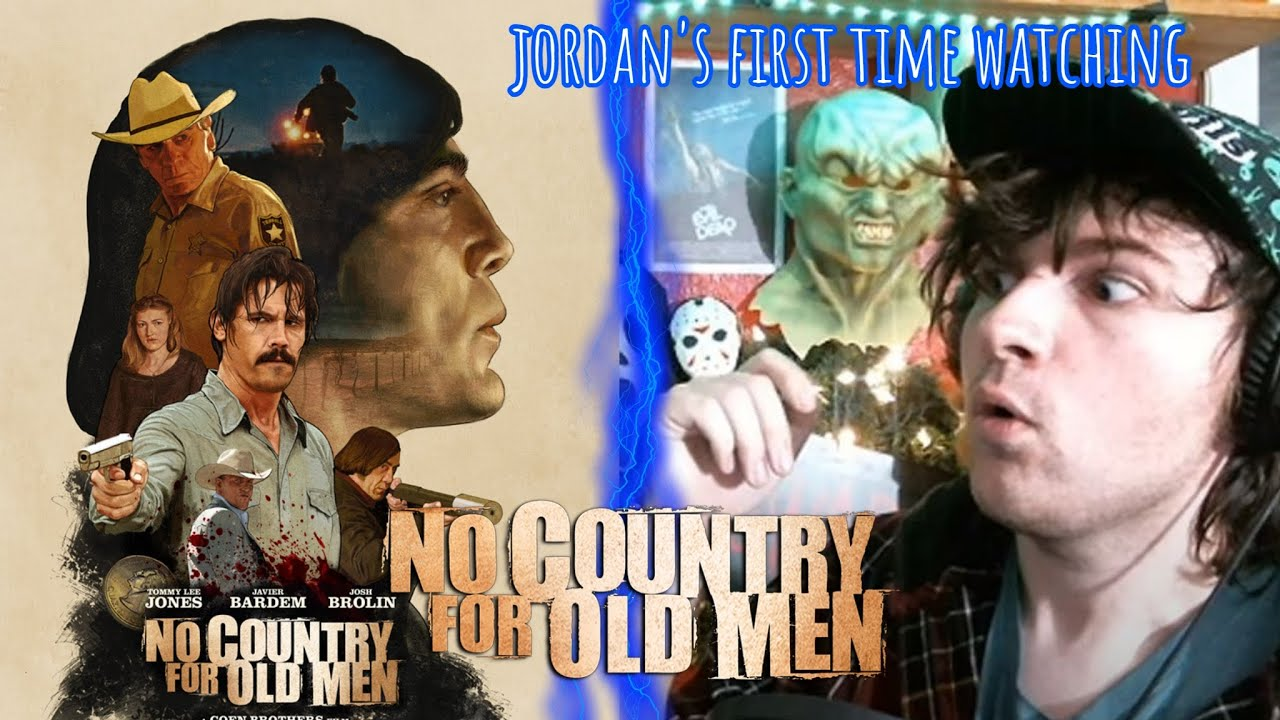 """Download No Country For Old Men (2007) Movie Reaction/Jordan's first time watching """"OMG Brilliant!!"""""""