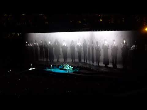 U2 - Mothers of the Disappeared - 4K - Glendale AZ - 2017.09.19