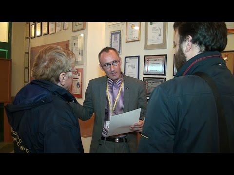 Wizyta urzędników GUNB podczas XIII SESJI RADY GMINY LESZNOWOLA