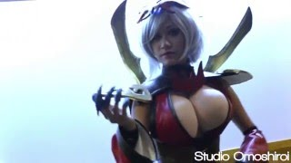 COMIC FIESTA 2015 feat. LEAGUE OF LEGENDS COSPLAY SHOWCASE[HD]