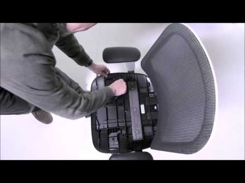 Brenton Studio Task Chair Wedding Covers Hire Ipswich Do Assembly Instructions Youtube