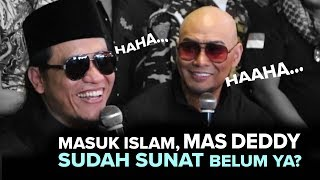 Full Statement Deddy Corbuzier Setelah Resmi Mualaf [EDITOR