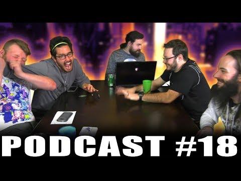 """Blind Wave Podcast #18: """"Flirting Fails"""""""