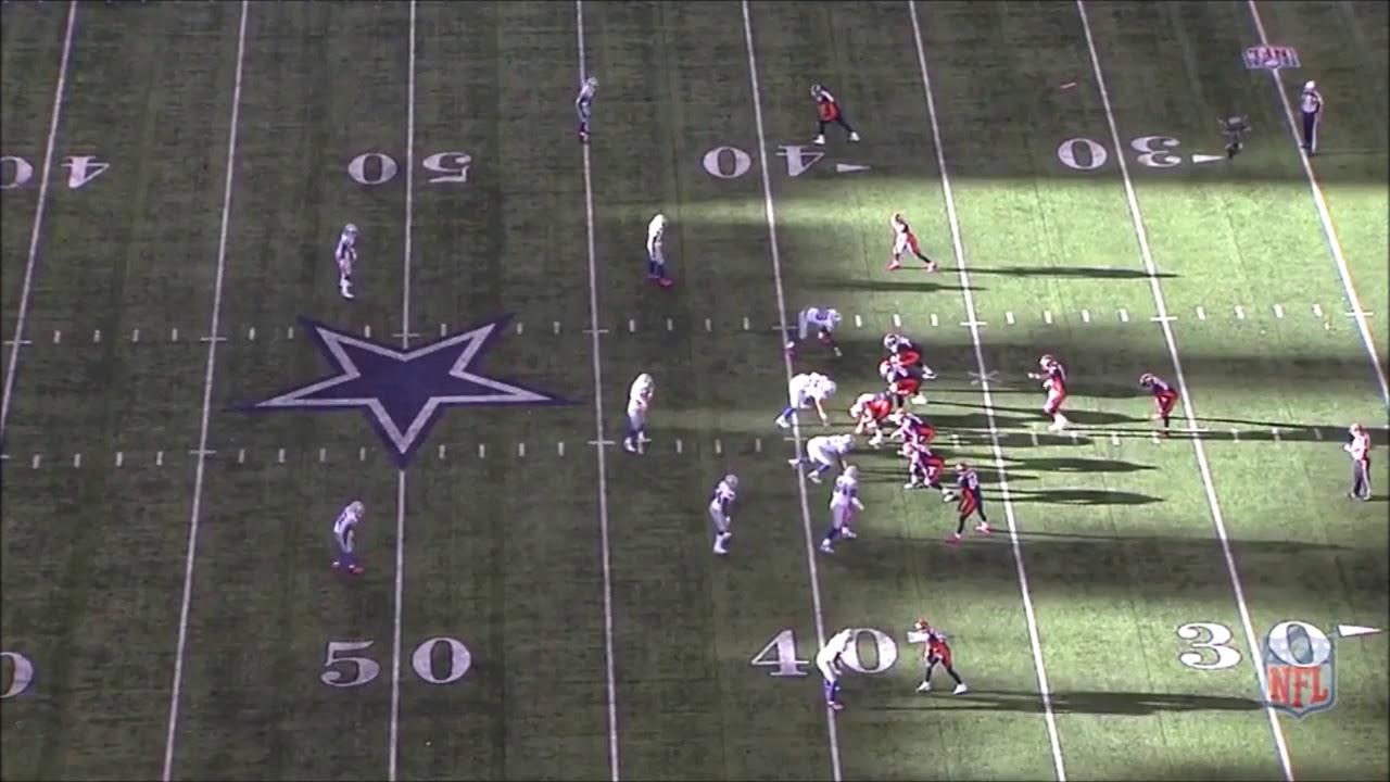2013 Broncos Hank vs DAL