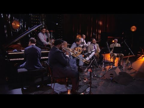 Bab Touma - Wynton Marsalis Septet featuring Naseer Shamma at Jazz in Marciac 2017