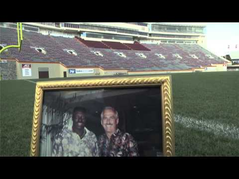This is Virginia Tech Football - Bruce Smith