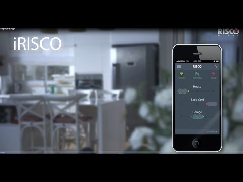 iRISCO Smartphone App ITA