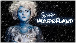 Winter WONDERLAND || FACEPAINTING || DE