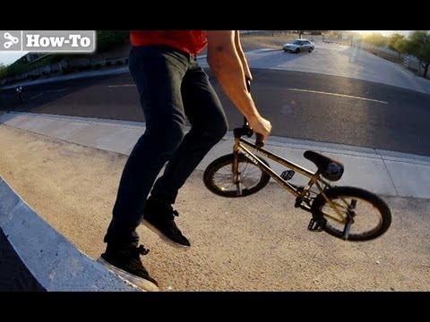 How-To: Footplant Tailwhip With Drew Hosselton-TransWorld RIDEbmx
