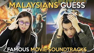 Malaysians Guess Famous Movie Soundtracks