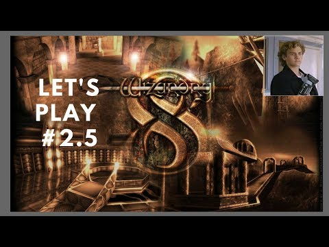 Wizardry 8 Let's Play #2 and a half