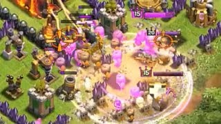 Clash of Clans - Master League Wall Breaker Raid