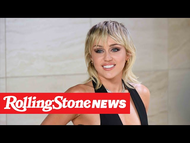 Miley Cyrus Drops Self-Directed Video for New Song 'Midnight Sky' | RS News 8/14/20