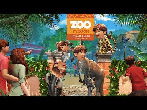 Zoo Tycoon |Co-op| (Xbox One)