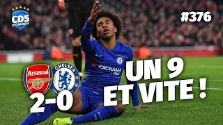 Replay #376 : Débrief Arsenal vs Chelsea (2-0) - #CD5