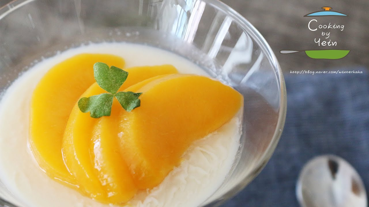 how to get panna cotta out of mould