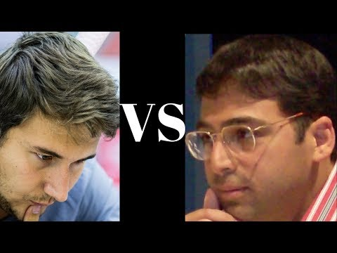 How to secure a draw! : Sergey Karjakin vs Vishy Anand : World Candidates 2014