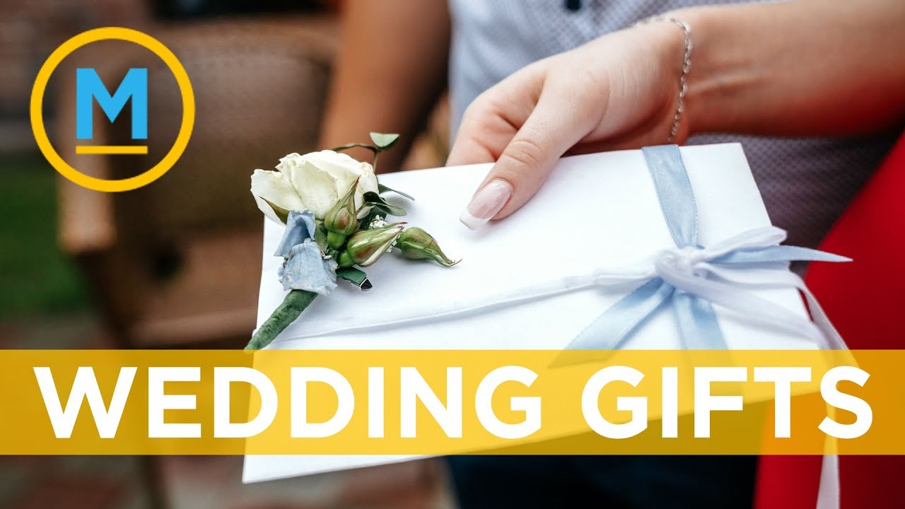 How Much Should You Give At A Wedding Your Morning Youtube