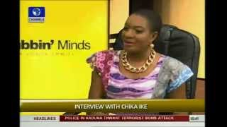 I ended my marriage because it wasnt working-- Chika Ike