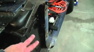 65 Mustang Restoration Part 20--firewall Patches, Music Selection And Rotisserie Plans!