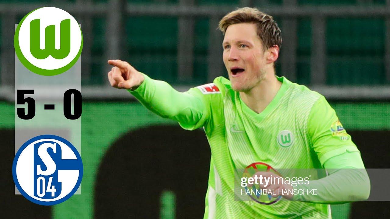 Download Wolfsburg vs Schalke 5-0 All Goals & Highlights 13/03/2021 HD