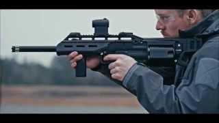 Repeat youtube video Shot Show 2015_ Crye Precision SIX12 Modular Shotgun
