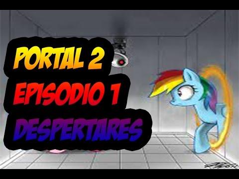 Portal 2 - Primer Video del canal
