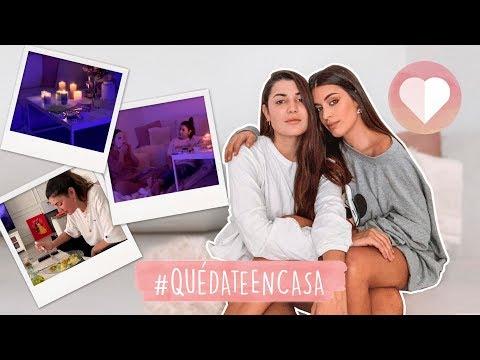 #QUEDATEENCASA - PRIMERA