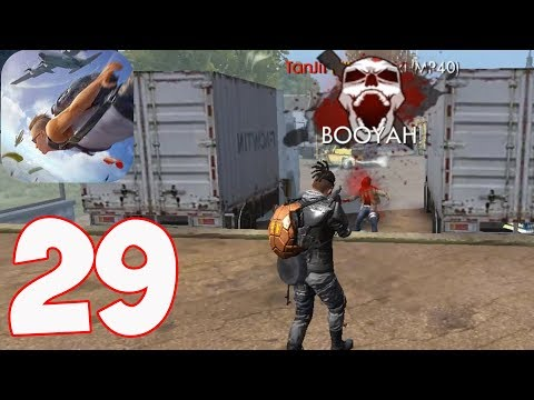 Free Fire Battlegrounds - Gameplay Part 29 - 12 Kills BOOYAH!(iOS,Android)
