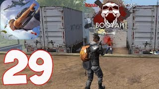 Cover images Free Fire Battlegrounds - Gameplay part 29 - 12 kills BOOYAH!(iOS,Android)