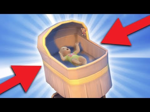 FREE BABY TO A GOOD HOME - 100 Baby Challenge: Extreme Edition #4