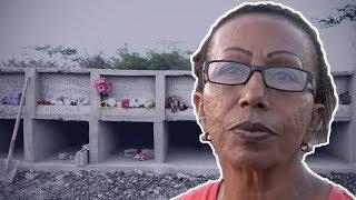 CRISIS EN VENEZUELA: La mujer que entierra en Colombia a los venezolanos que mueren sin recursos