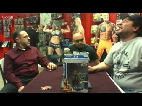 The Wrestling Guy Presents; The Store's 3 year Anniversary