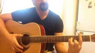 Группа На-На Песня Свет в окне на гитаре