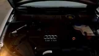 audi a4 b7 1 9tdi pd brb engine air intake and exhaust sound