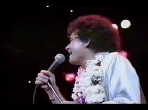 Air Supply   in Hawaii  All Out of Love