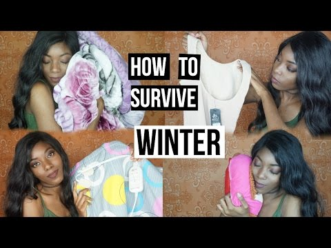 HOW TO SURVIVE WINTER IN CHINA