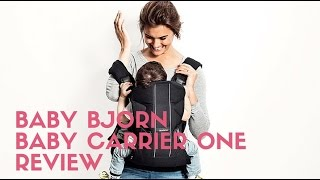 How to Use Baby Carrier One from Baby Bjorn