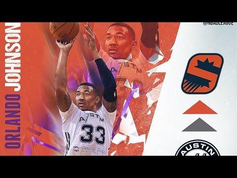 NBA D-League Gatorade Call-up: Orlando Johnson to the Phoenix Suns