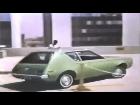 Gremlin By AMC Commercial (1970)