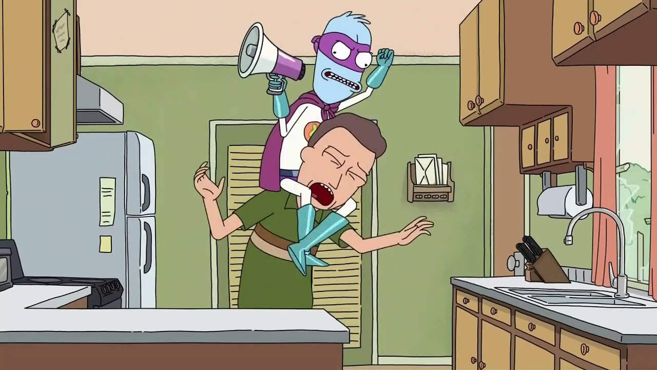 rick and morty s02e08 napisy