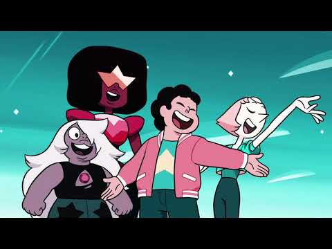 """Steven Universe: The Movie - """"Happily Ever After"""" but the Crystal Gems can't sing"""