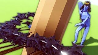 LA TECHNIQUE SECRÈTE DU SAMOURAÏ   Totally Accurate Battle Simulator #10