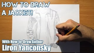 How to Draw a Jacket!