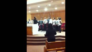 """WCGS Youth Choir """"When Its All Over/ Total Praise"""""""