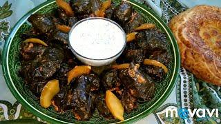 ДОЛМА голубцы Азербайджанская кухня cabbage rolls #вкусняшки #толма #долма #dolma #yummy #tasty